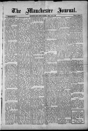 Primary view of object titled 'The Manchester Journal. (Manchester, Okla.), Vol. 17, No. 48, Ed. 1 Friday, May 6, 1910'.