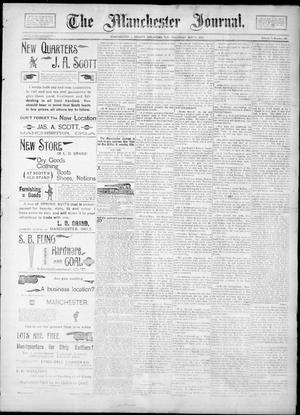 Primary view of object titled 'The Manchester Journal. (Manchester, Okla. Terr.), Vol. 1, No. 48, Ed. 1 Thursday, May 10, 1894'.