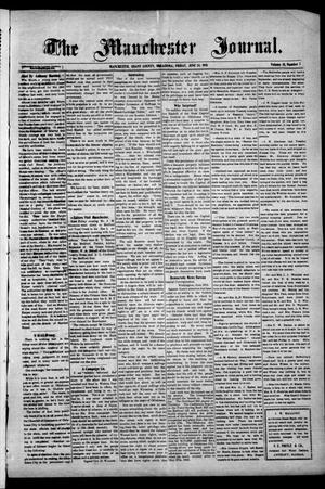 Primary view of object titled 'The Manchester Journal. (Manchester, Okla.), Vol. 18, No. 3, Ed. 1 Friday, June 24, 1910'.