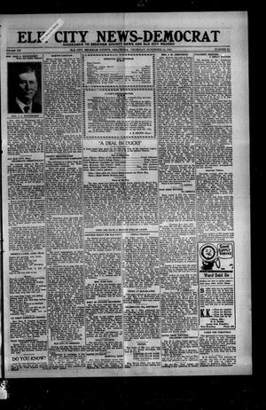 Primary view of object titled 'Elk City News-Democrat (Elk City, Okla.), Vol. 19, No. 28, Ed. 1 Thursday, November 10, 1921'.