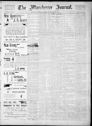 Primary view of The Manchester Journal. (Manchester, Okla. Terr.), Vol. 1, No. 49, Ed. 1 Thursday, May 17, 1894