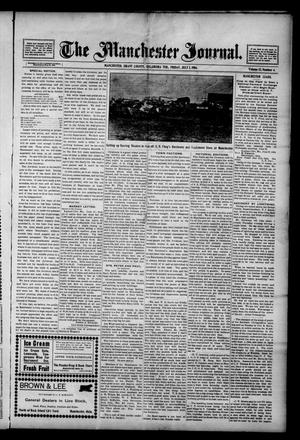Primary view of object titled 'The Manchester Journal. (Manchester, Okla. Terr.), Vol. 12, No. 4, Ed. 1 Friday, July 1, 1904'.