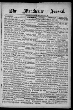 Primary view of object titled 'The Manchester Journal. (Manchester, Okla.), Vol. 14, No. 49, Ed. 1 Friday, May 10, 1907'.