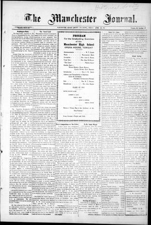 Primary view of object titled 'The Manchester Journal. (Manchester, Okla.), Vol. 18, No. 47, Ed. 1 Friday, April 28, 1911'.