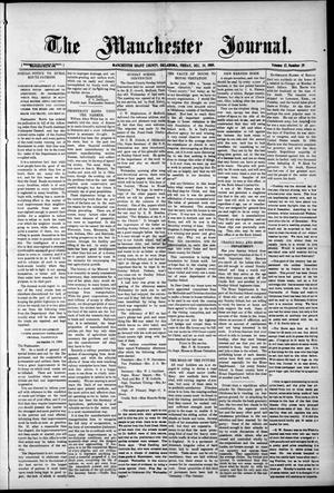 Primary view of object titled 'The Manchester Journal. (Manchester, Okla.), Vol. 17, No. 29, Ed. 1 Friday, December 24, 1909'.