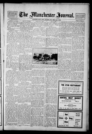 Primary view of object titled 'The Manchester Journal. (Manchester, Okla. Terr.), Vol. 12, No. 11, Ed. 1 Friday, August 19, 1904'.