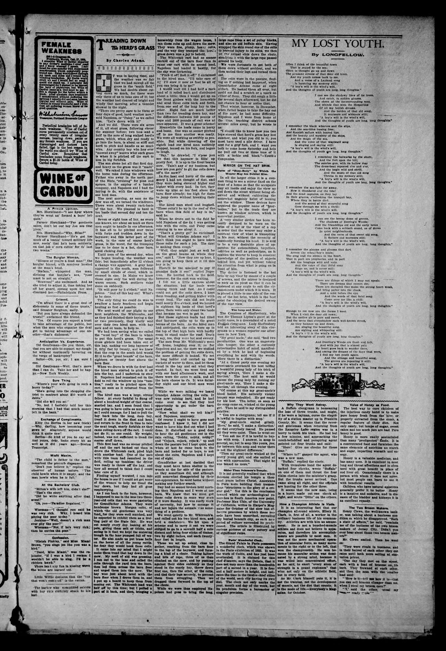 The Manchester Journal. (Manchester, Okla. Terr.), Vol. 11, No. 24, Ed. 1 Friday, November 20, 1903                                                                                                      [Sequence #]: 3 of 8