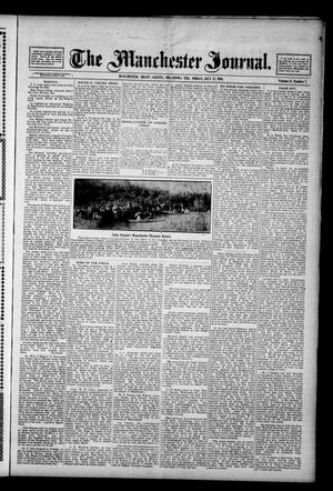 Primary view of object titled 'The Manchester Journal. (Manchester, Okla. Terr.), Vol. 12, No. 7, Ed. 1 Friday, July 22, 1904'.