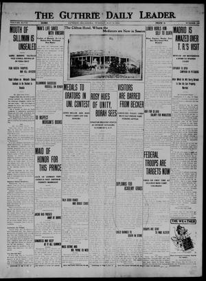 Primary view of object titled 'The Guthrie Daily Leader. (Guthrie, Okla.), Vol. 47, No. 116, Ed. 1 Tuesday, May 26, 1914'.