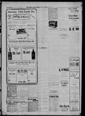 Primary view of object titled 'The Guthrie Daily Leader (Guthrie, Okla.), Vol. 50, No. 26, Ed. 1 Friday, February 18, 1916'.