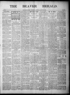 The Beaver Herald. (Beaver, Okla. Terr.), Vol. 1, No. 30, Ed. 1, Thursday, August 15, 1895