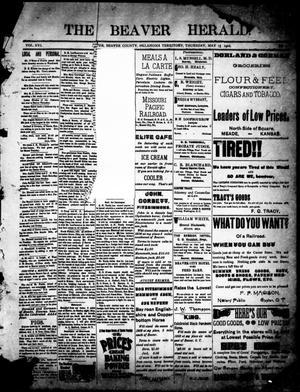 Primary view of The Beaver Herald. (Beaver, Okla. Terr.), Vol. 16, No. 2, Ed. 1, Thursday, May 15, 1902