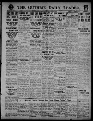 Primary view of object titled 'The Guthrie Daily Leader. (Guthrie, Okla.), Vol. 53, No. 85, Ed. 1 Monday, December 8, 1919'.