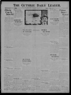 The Guthrie Daily Leader. (Guthrie, Okla.), Vol. 54, No. 14, Ed. 1 Monday, March 28, 1921