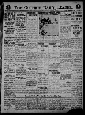The Guthrie Daily Leader. (Guthrie, Okla.), Vol. 54, No. 12, Ed. 1 Tuesday, March 16, 1920