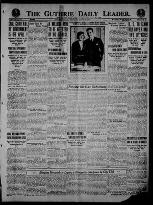 The Guthrie Daily Leader. (Guthrie, Okla.), Vol. 54, No. 18, Ed. 1 Tuesday, March 23, 1920