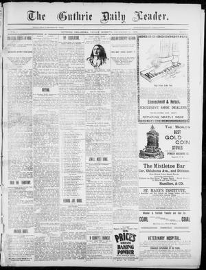 The Guthrie Daily Leader. (Guthrie, Okla.), Vol. 5, No. 12, Ed. 1, Friday, December 14, 1894