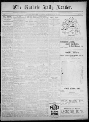 The Guthrie Daily Leader. (Guthrie, Okla.), Vol. 5, No. 162, Ed. 1, Wednesday, June 12, 1895