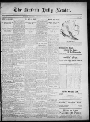 The Guthrie Daily Leader. (Guthrie, Okla.), Vol. 6, No. 26, Ed. 1, Saturday, July 6, 1895