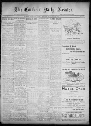The Guthrie Daily Leader. (Guthrie, Okla.), Vol. 6, No. 90, Ed. 1, Friday, September 20, 1895