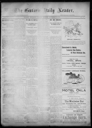 Primary view of object titled 'The Guthrie Daily Leader. (Guthrie, Okla.), Vol. 6, No. 93, Ed. 1, Tuesday, September 24, 1895'.