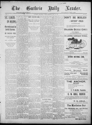 The Guthrie Daily Leader. (Guthrie, Okla.), Vol. 7, No. 145, Ed. 1, Friday, May 29, 1896