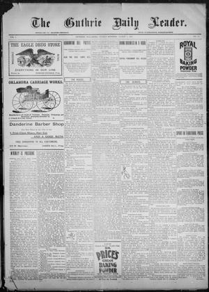 The Guthrie Daily Leader. (Guthrie, Okla.), Vol. 9, No. 79, Ed. 1, Friday, March 5, 1897