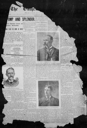 Primary view of object titled 'The Guthrie Daily Leader. (Guthrie, Okla.), Vol. 9, No. 149, Ed. 1, Thursday, May 27, 1897'.