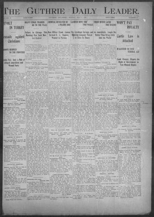 The Guthrie Daily Leader. (Guthrie, Okla.), Vol. 17, No. 17, Ed. 1, Monday, May 6, 1901