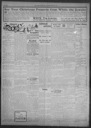 Primary view of object titled 'The Guthrie Daily Leader. (Guthrie, Okla.), Vol. 26, No. 103, Ed. 1, Saturday, December 9, 1905'.