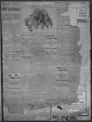 Primary view of object titled 'The Guthrie Daily Leader. (Guthrie, Okla.), Vol. 28, No. 23, Ed. 1, Monday, September 10, 1906'.