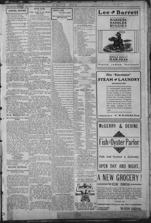Primary view of The Vinita Weekly Chieftain. (Vinita, Indian Terr.), Vol. 22, No. 1, Ed. 1 Thursday, September 3, 1903