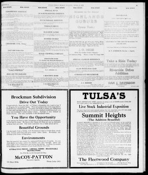 The Sunday Tulsa Daily World (Tulsa, Okla ), Vol  15, No