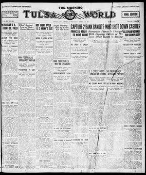 Primary view of object titled 'The Morning Tulsa Daily World (Tulsa, Okla.), Vol. 15, No. 211, Ed. 1, Saturday, April 30, 1921'.