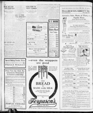 The Morning Tulsa Daily World (Tulsa, Okla ), Vol  16, No  186, Ed