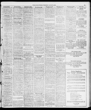 The Morning Tulsa Daily World (Tulsa, Okla.), Vol. 16, No. 306, Ed. 1,  Thursday, August 3, 1922 - Page 12 of 14 ...