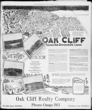 The Sunday Tulsa Daily World (Tulsa, Okla ), Vol  17, No  77, Ed  1