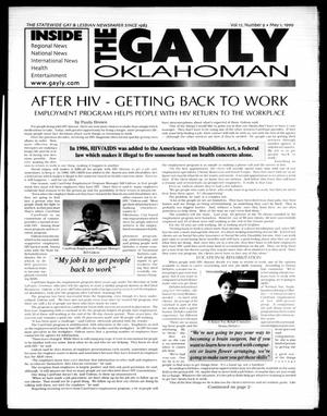 Primary view of object titled 'The Gayly Oklahoman (Oklahoma City, Okla.), Vol. 17, No. 9, Ed. 1 Saturday, May 1, 1999'.