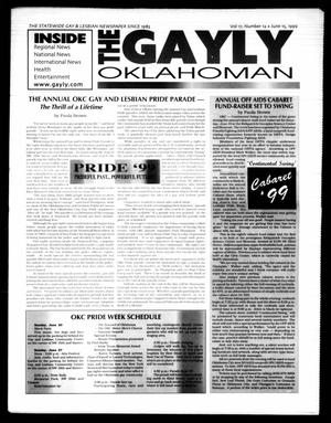 Primary view of object titled 'The Gayly Oklahoman (Oklahoma City, Okla.), Vol. 17, No. 12, Ed. 1 Tuesday, June 15, 1999'.