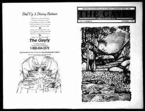 Primary view of The Gayly Oklahoman (Oklahoma City, Okla.), Vol. 13, No. 21, Ed. 1 Wednesday, November 1, 1995