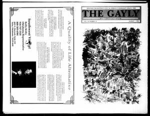 Primary view of The Gayly Oklahoman (Oklahoma City, Okla.), Vol. 14, No. 15, Ed. 1 Thursday, August 1, 1996
