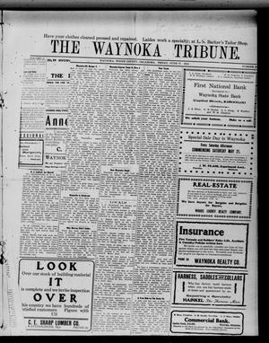 Primary view of The Waynoka Tribune. (Waynoka, Okla.), Vol. 2, No. 20, Ed. 1 Friday, June 17, 1910