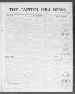 Primary view of object titled 'The Capitol Hill News. (Oklahoma City, Okla.), Vol. 8, No. 35, Ed. 1 Thursday, May 15, 1913'.