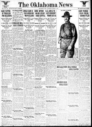 Primary view of object titled 'The Oklahoma News (Oklahoma City, Okla.), Vol. 12, No. 133, Ed. 1 Saturday, March 2, 1918'.