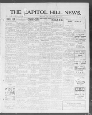 Primary view of object titled 'The Capitol Hill News. (Oklahoma City, Okla.), Vol. 8, No. 33, Ed. 1 Thursday, May 1, 1913'.