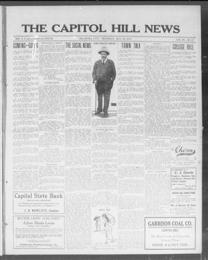 Primary view of object titled 'The Capitol Hill News (Oklahoma City, Okla.), Vol. 9, No. 37, Ed. 1 Thursday, May 28, 1914'.
