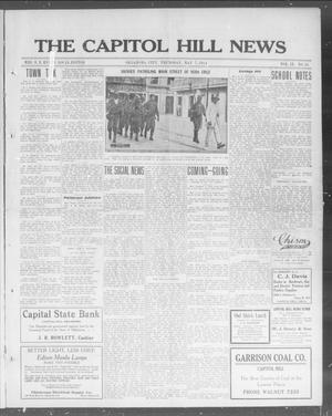 Primary view of object titled 'The Capitol Hill News (Oklahoma City, Okla.), Vol. 9, No. 34, Ed. 1 Thursday, May 7, 1914'.