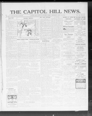 Primary view of object titled 'The Capitol Hill News. (Capitol Hill, Okla.), Vol. 7, No. 52, Ed. 1 Thursday, September 12, 1912'.