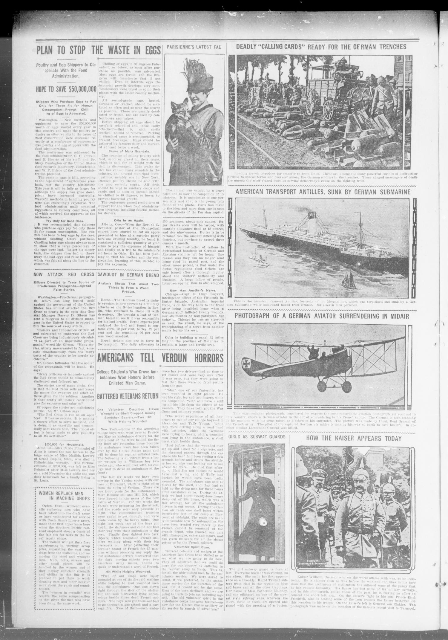 The Capitol Hill News (Oklahoma City, Okla.), Vol. 15, No. 5, Ed. 1 Friday, November 9, 1917                                                                                                      [Sequence #]: 2 of 8