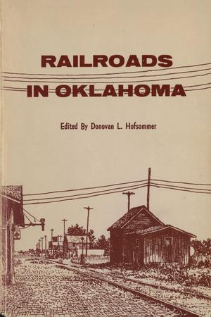 Primary view of object titled 'Railroads in Oklahoma'.